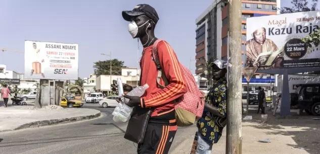 SÉNÉGAL – Au 25 mars : 86 cas de coronavirus confirmés, 0 mort.